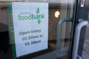 Newcastle's - and Britian's - Largest Food Bank to Move to New Base