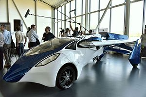 The Flying Car Is Here - Thanks to an Engineer from the North East