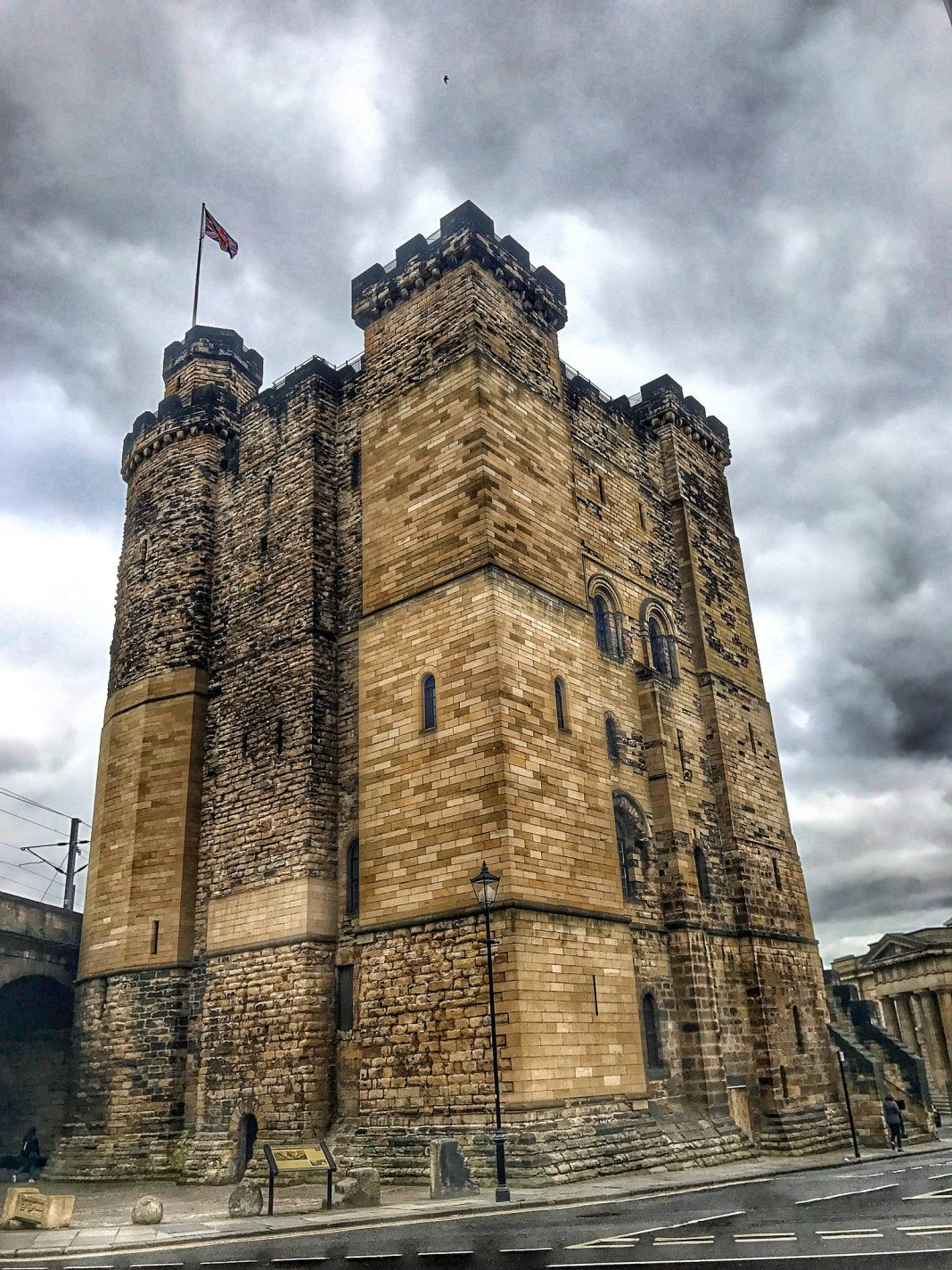 Newcastle Castle by Kieron Mathews - Flickr Creative Commons
