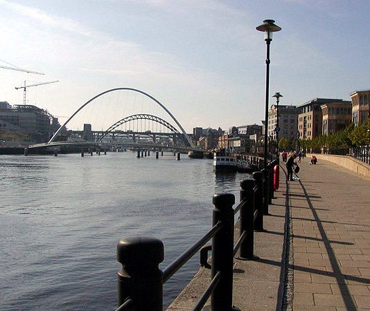 Quayside Bars Get Lifesaving Equipment in Case Customers Fall in Tyne