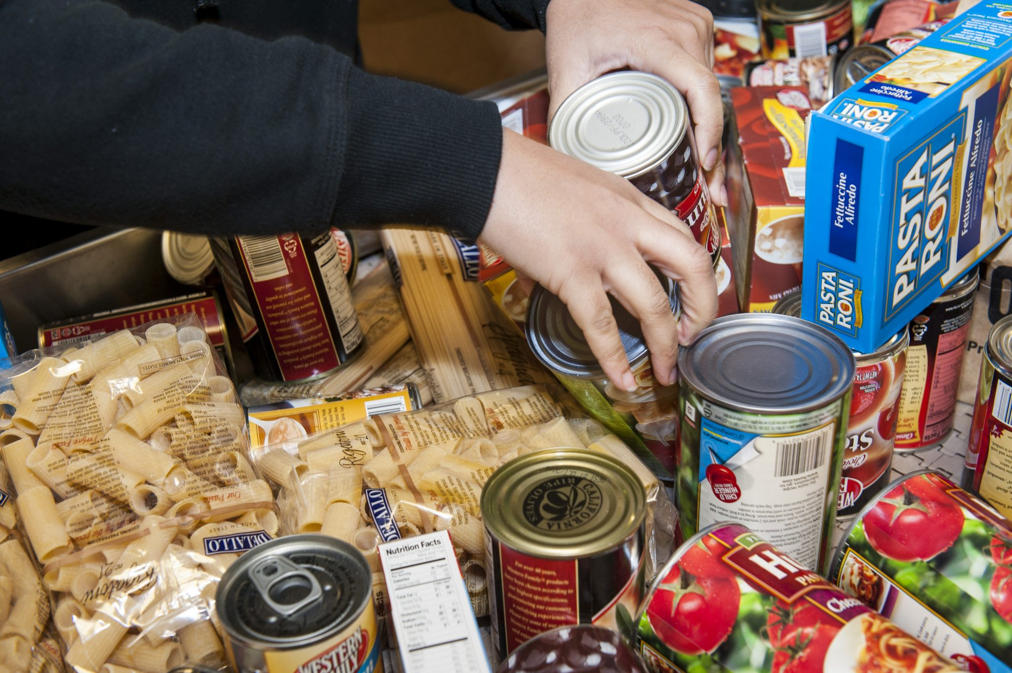Newcastles And Britains Largest Food Bank To Move To
