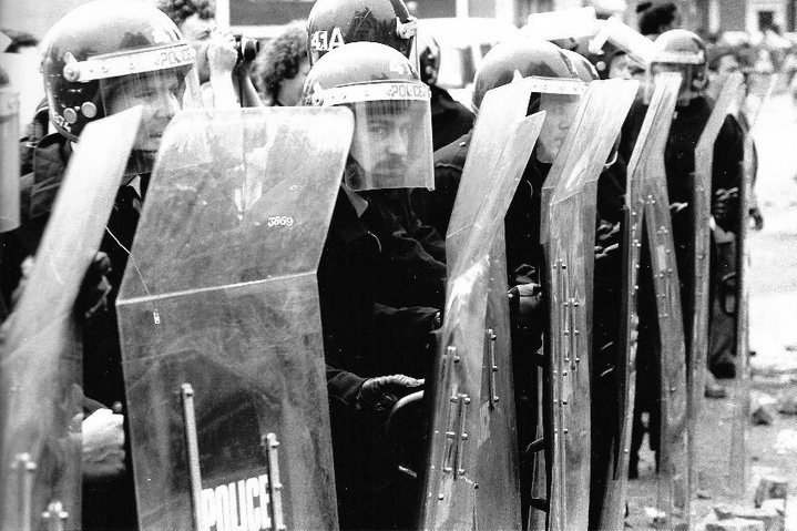 Battle of Orgreave Artwork Coming to North East - Newcastle Magazine
