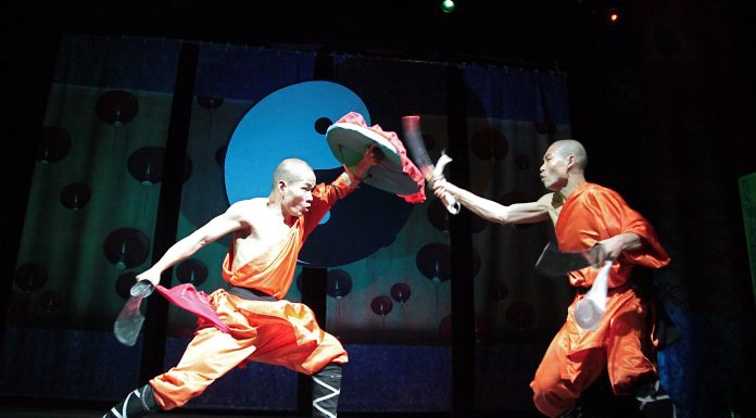 Shaolin Warriors - Chinese State Circus Coming to Newcastle