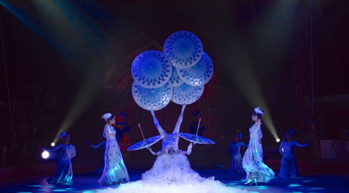 Chinese State Circus Coming to Newcastle