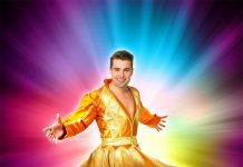 Joe McElderry - Joseph and the Amazing Technicolor® Dreamcoat