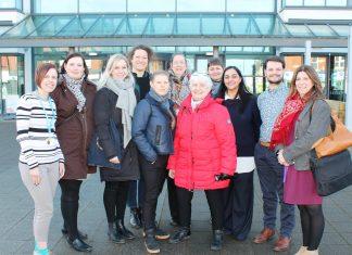 Danish visit