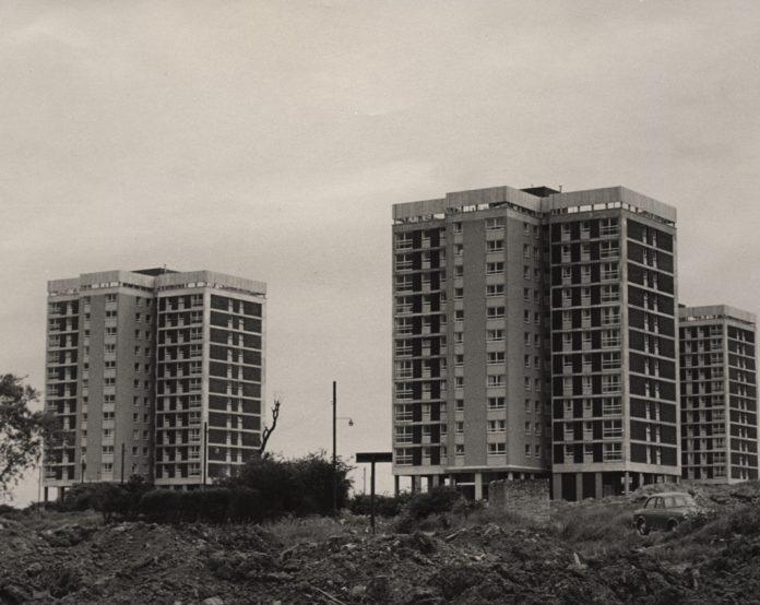 Kenton Flats 1971
