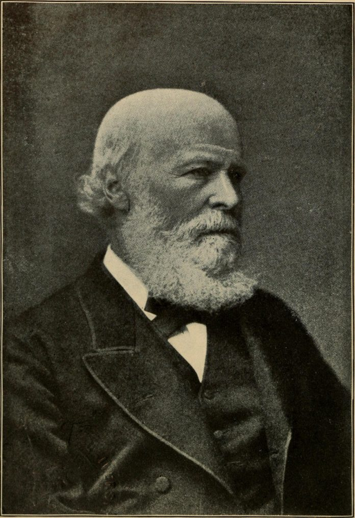 Portrait Photo of Sir Isaac Lowthian Bell