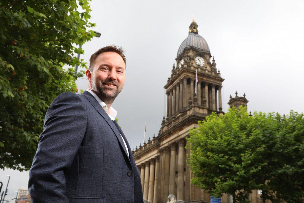New RWO director Jamie Corbett