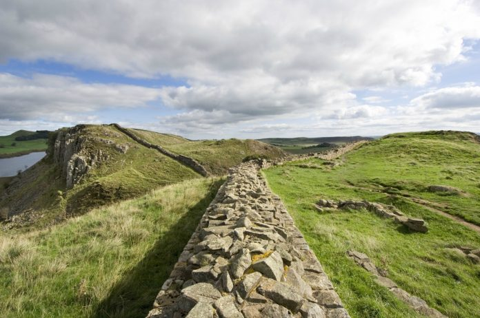 English Heritage Welcomes Back Visitors To Historic Properties Across Hadrian's Wall