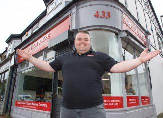 Gateshead Man Launches New Kitchen Makeover Showroom In Wake Of National Lockdown