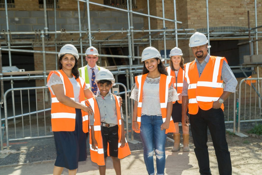 Prince Finds A Home Fit For A King At Bellway's Artisan Collection Development