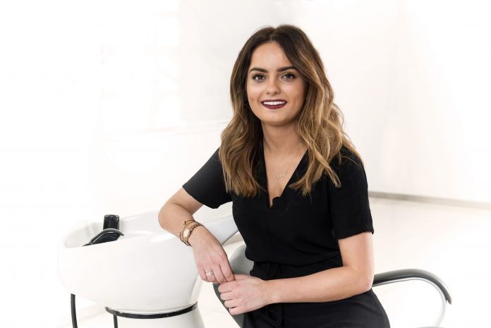The Future's Bright For Newcastle Stylist, Sophie Gibson, Following National Award Win