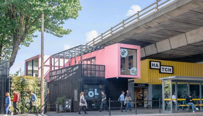 The Top % Shipping Container Shopping Villages In The UK
