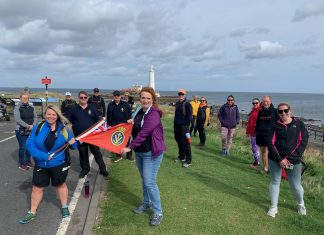 Forum Means Business as Net Walking Event Helps Charity