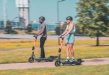 Upcoming Newcastle E-Scooter Trials