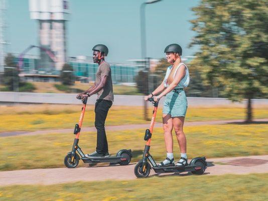 Upcoming Newcastle E-Scooter Trials