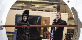 Fabrication Boss is Made Up with Firm's Progress