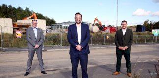 Council Celebrates House Building Success