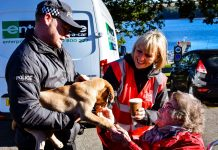 Friendship Dog Charity Founder Receives Points of Light Award By PM