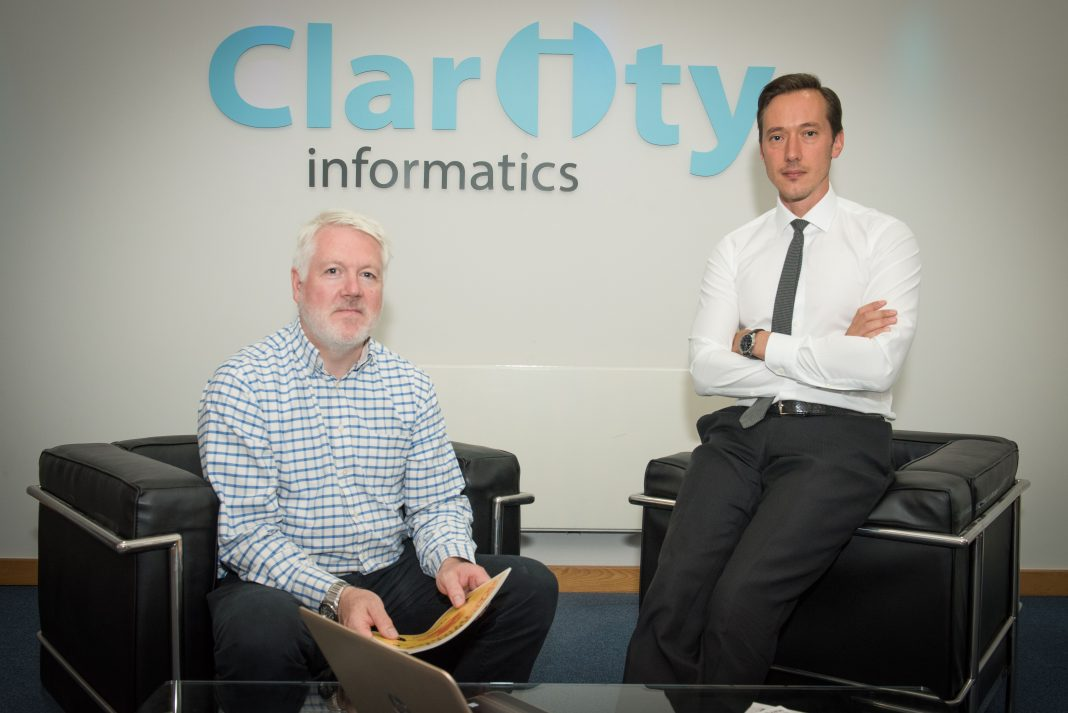 North East's Clarity Informatics Partners With Royal Pharmaceutical Society