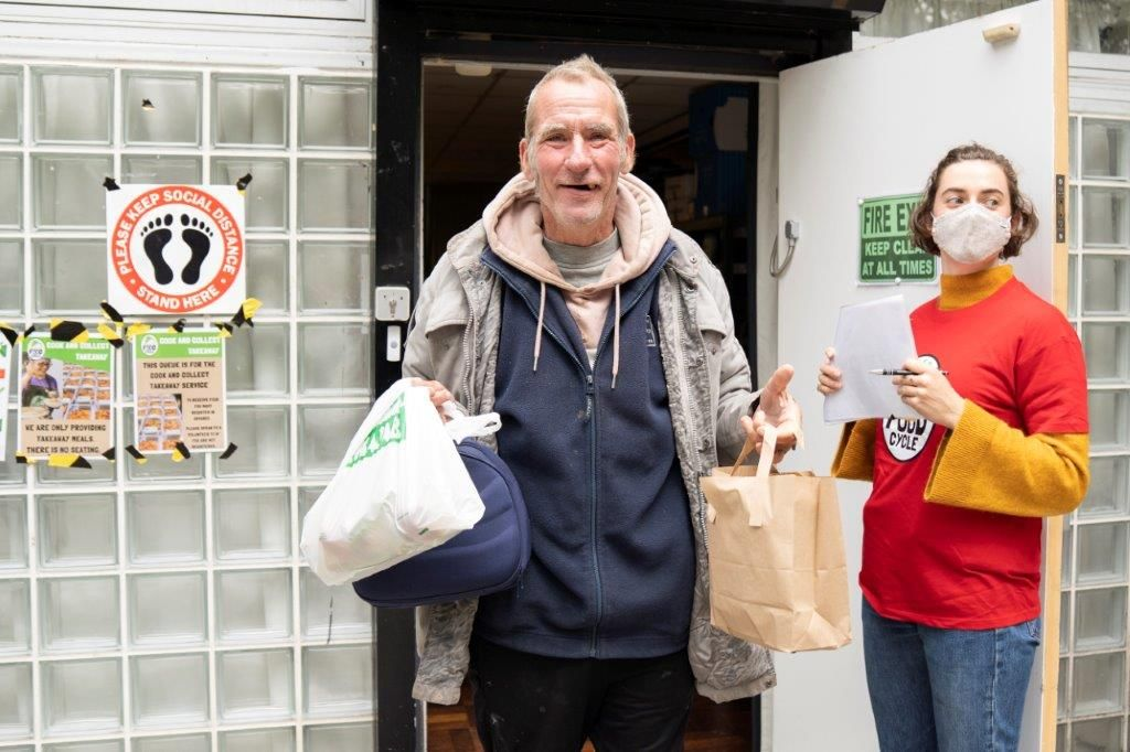 Urgent Need For Volunteers At The Food Charity 'FoodCycle'