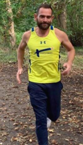 31 marathons in 31 days In Support For 31 Tom's Trust Stars