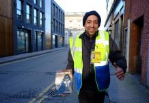 Big Issue North once again not permitted to sell the magazine during third national lockdown