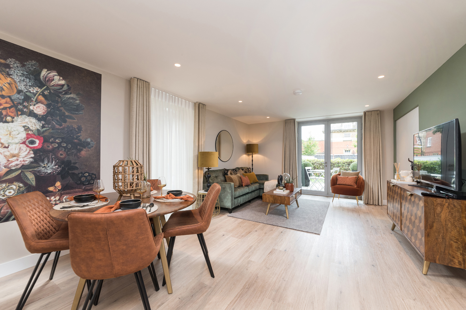 Contemporary Later-living Homes Now Available At Pegasus Jesmond Assembly