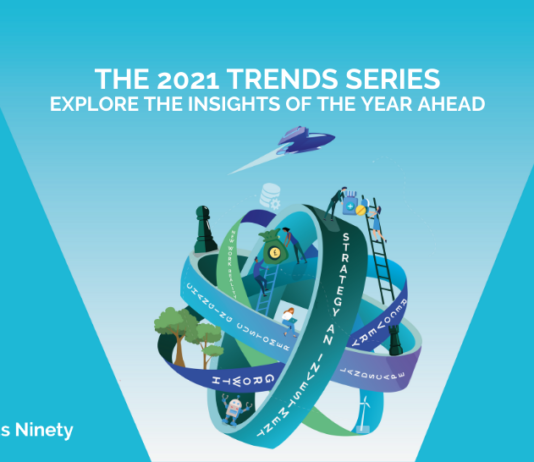 Nimbus Ninety Has Released Its 2021's Top Digital Trends Report