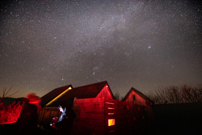 A New Inspirational Initiative For Stargazers At Northumberland National Park