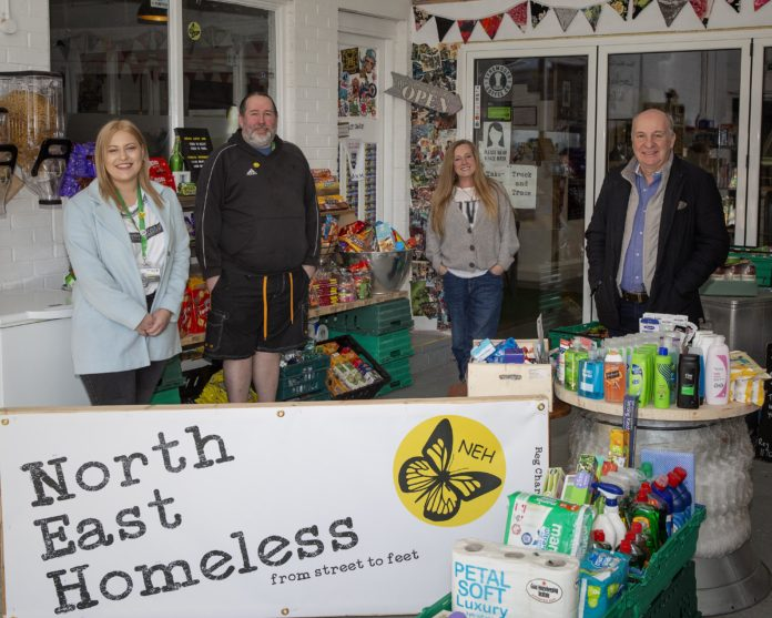 North East Charity Receives Support From The Sir Graham Wylie Foundation