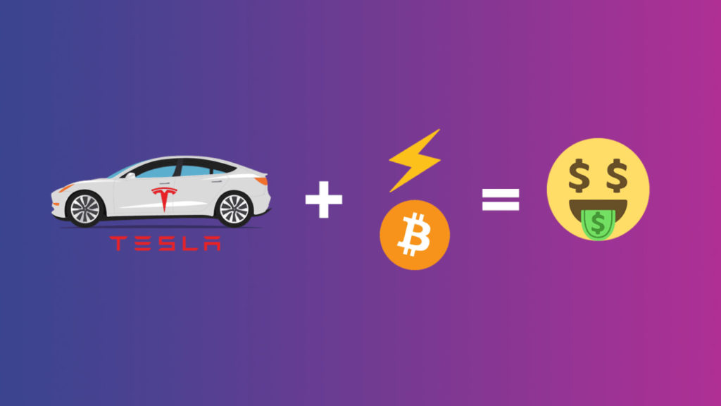 Bitcoin to the tune of $1.5 Billion purchased by Tesla Electric Motor company in groundbreaking SEC Filing revelation