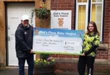 Middlebrough Father And Daughter Raise Thousands Of Pounds For Zoë's Place Baby Hospice