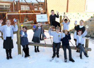 Barratt Homes Partners St Patrick's Primary To Build Home For Local Bird Wildlife
