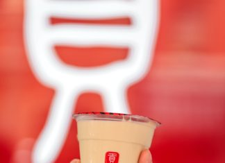 Bubble Tea Brand Gong Cha Opens New Store In Newcastle