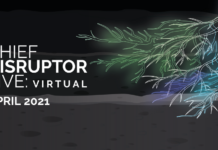 Nimbus Ninety Announces Speakers For The Next Chief Disruptor LIVE: Virtual In April