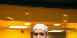 Award-winning Apprentice Josh Kane Helping To Cook Up Healthy School Meals