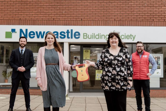 North East Heart Charity Joins Forces With Women's Institute On International Women's Day