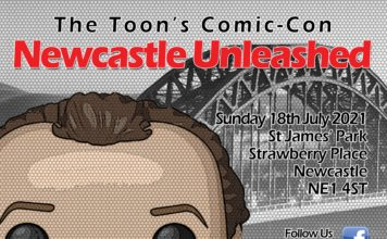 Newcastle Unleashed Comic-Con Scheduled For The 21st Of June, 2021