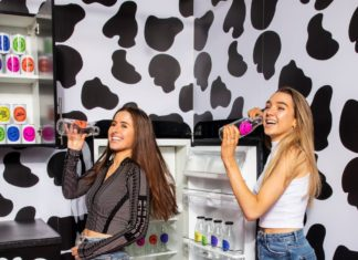 Newcastle's City Centre Welcoming Shoppers With Selfie Experience Pop-ups