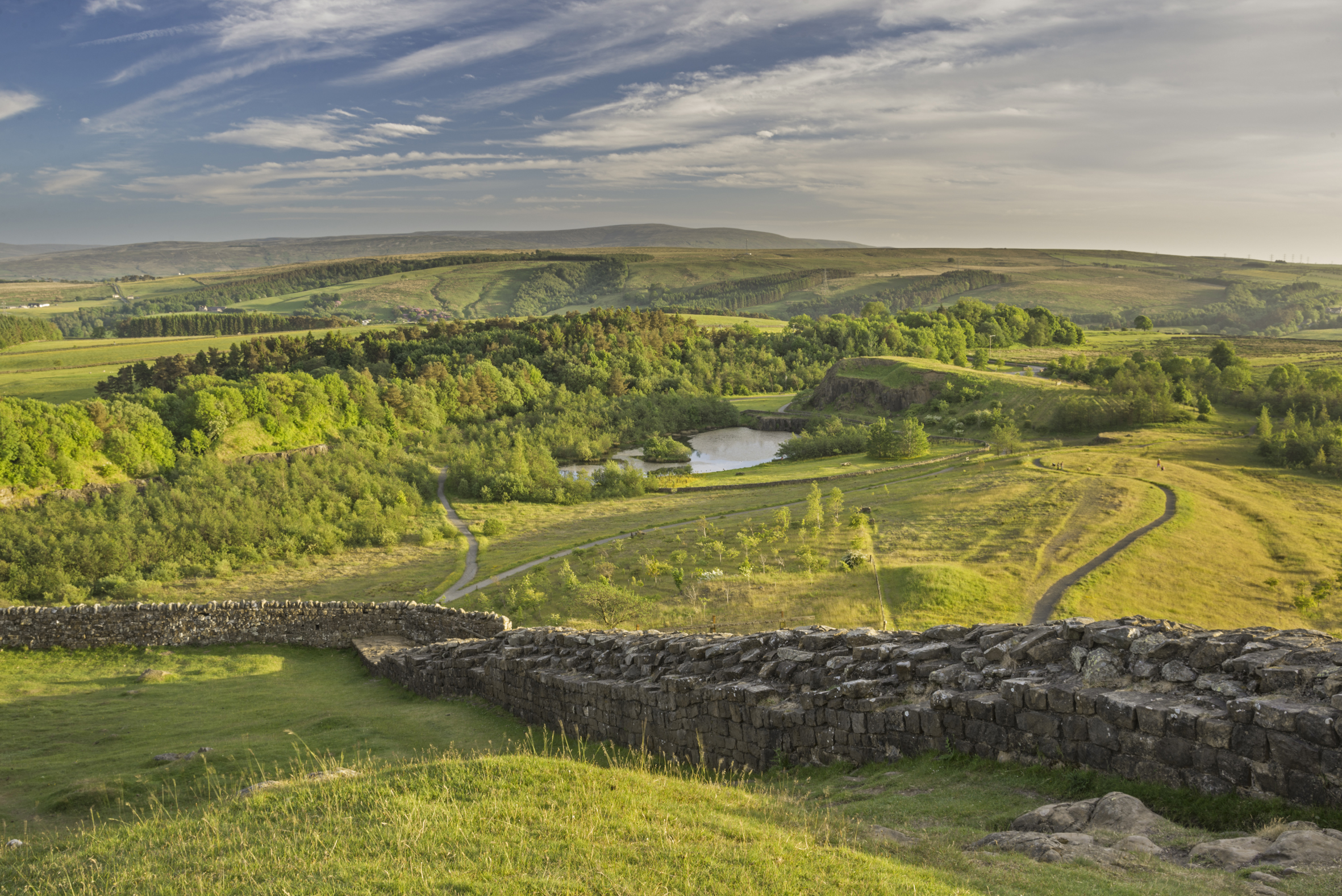 Culture Recovery Fund Supports Northumberland National Park With A £133k Grant