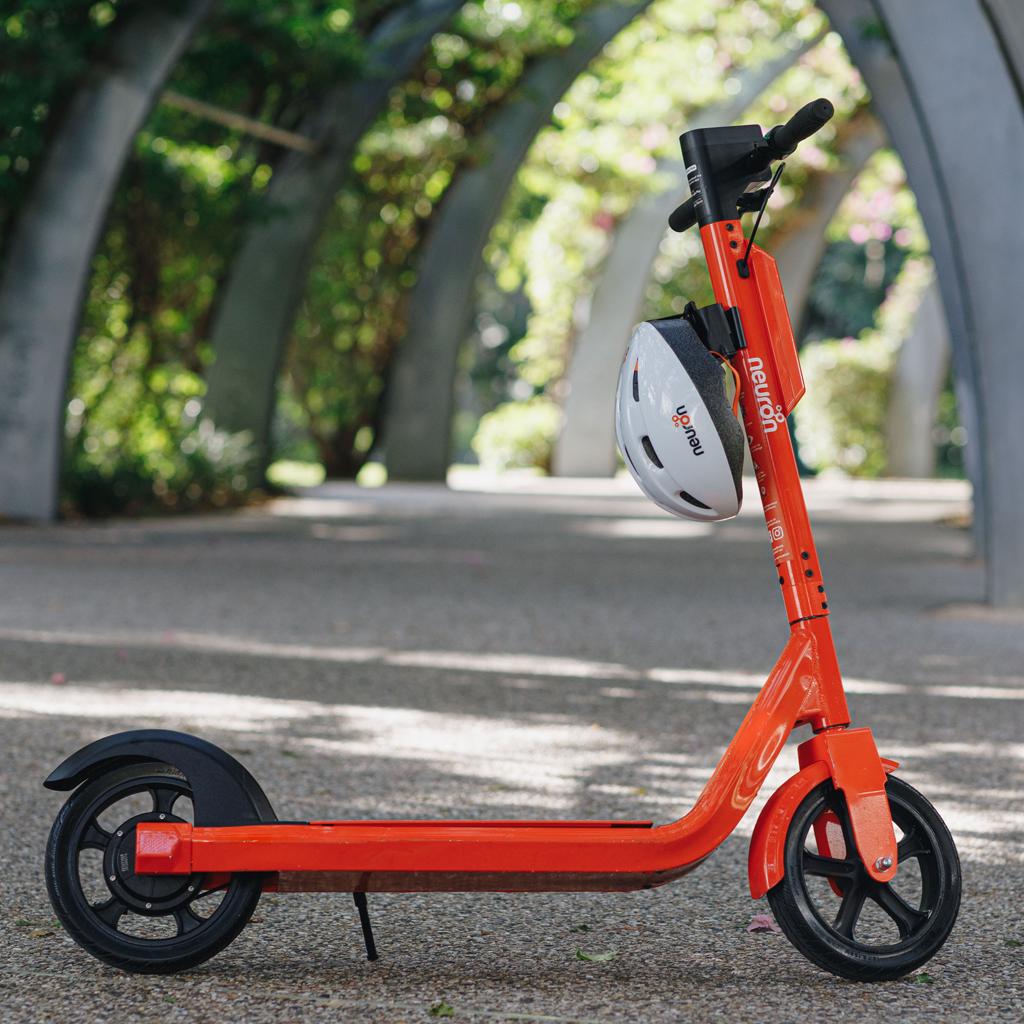 neuron e-scooters
