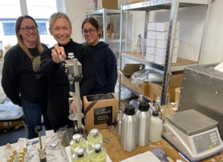 Mother & Daughter Duo See Expansion Of The Fragrance Business
