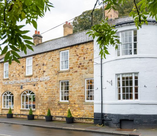 The Northumberland Arms Wins 2021 Travellers' Choice Award From TripAdvisor