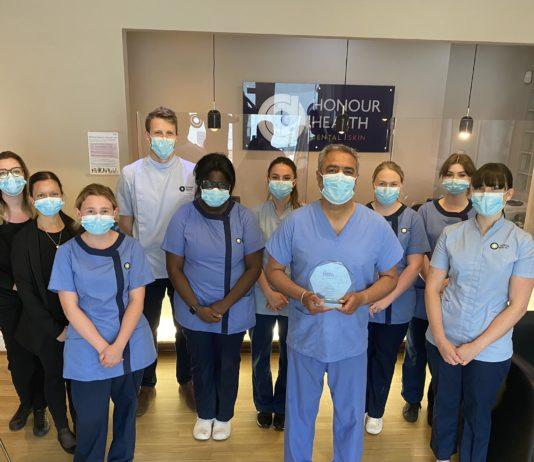 Honour Health Named Dental Team Of The Year