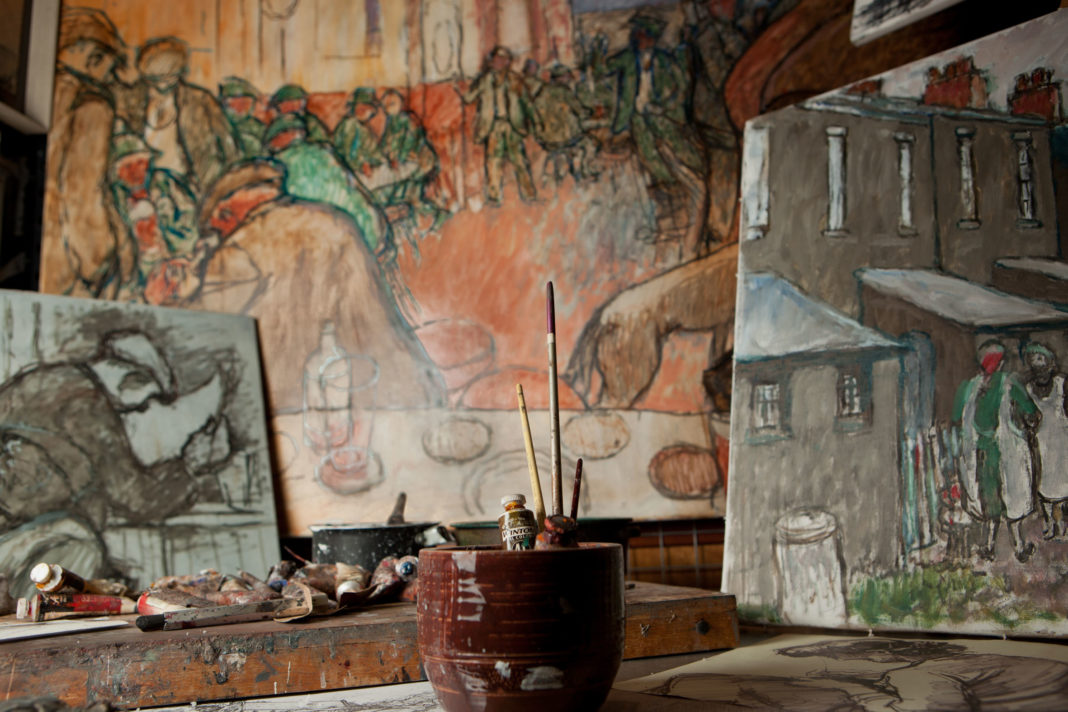 Leave Your Mark At A New Norman Cornish-Inspired Exhibit At Beamish Museum