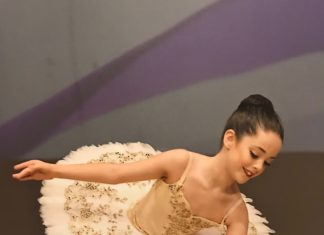 Exceptional Student Wins Scholarship To Pursue A Career In Ballet