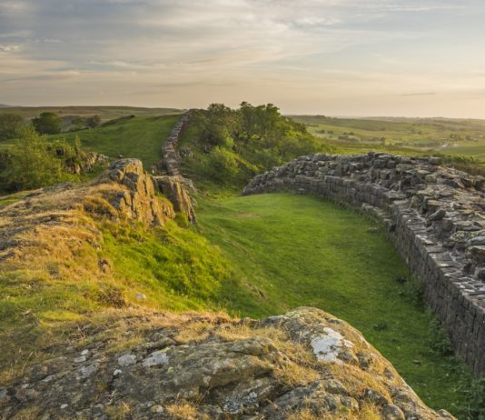 Northumberland National Park Receives £143,000 As Part Of National Grid's LEI