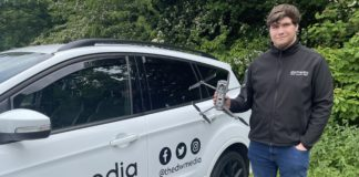 Drone Technology Helping To Combat Woodland Fires